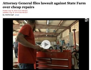 AG Files lawsuit againist SF