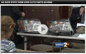 AG Sues State Farm