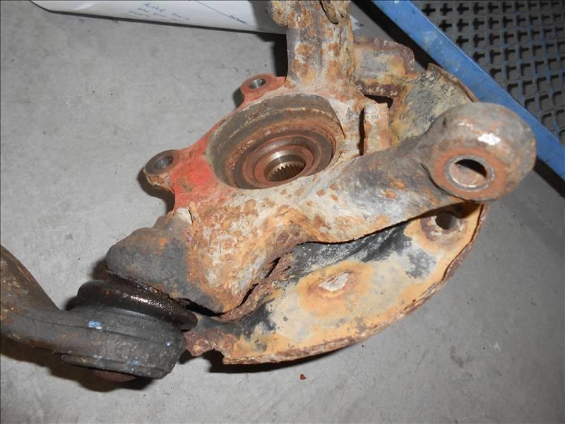 Junk Yard Parts